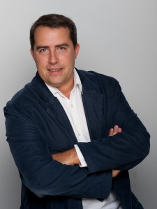 Image of Charles-Antoine Moulin, Head of Eurosport2 and Eurosport News