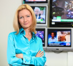 Image of Victoria Vorontsova, Head of Spanish Channel, Russia Today