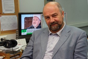 Photo of Alexey Nikolov Deputy Editor in Chief RT Channel