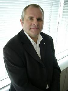 Photo of Nigel Wilkes
