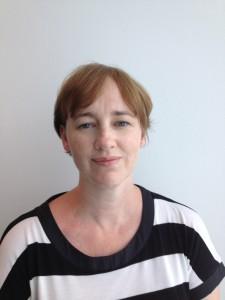 Photo of Liz McParland of GlobeCast