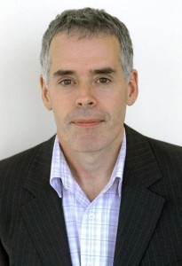Photo of Peter Horrocks, Director of BBC Global News Division