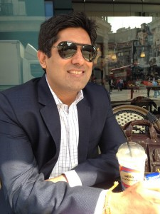 Photo of Sumit Grover