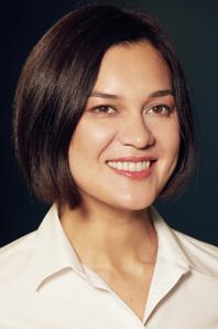 Dinara Toktosunova