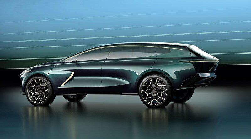 2022 Lagonda SUV