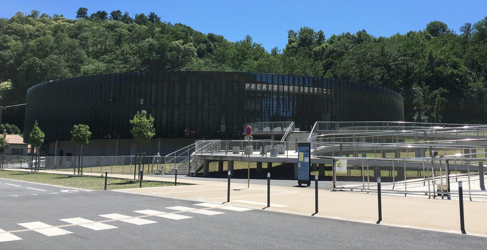 Palais de Justice de Foix