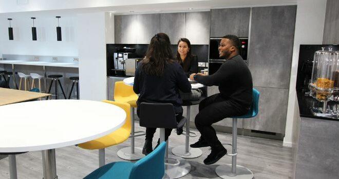 Beech Street Barbican Offices 1