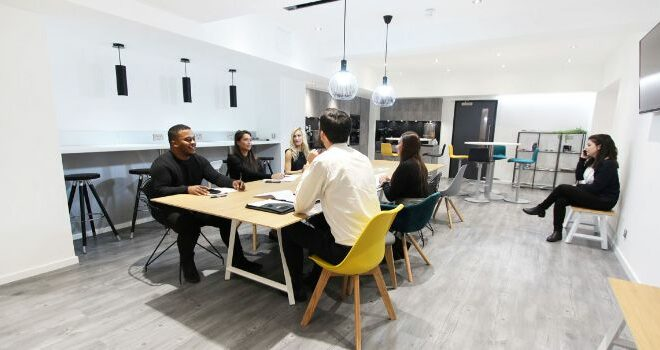 Beech Street Barbican Offices 2
