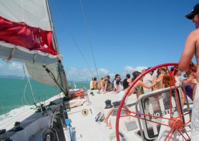 Whitsunday Islands Tour
