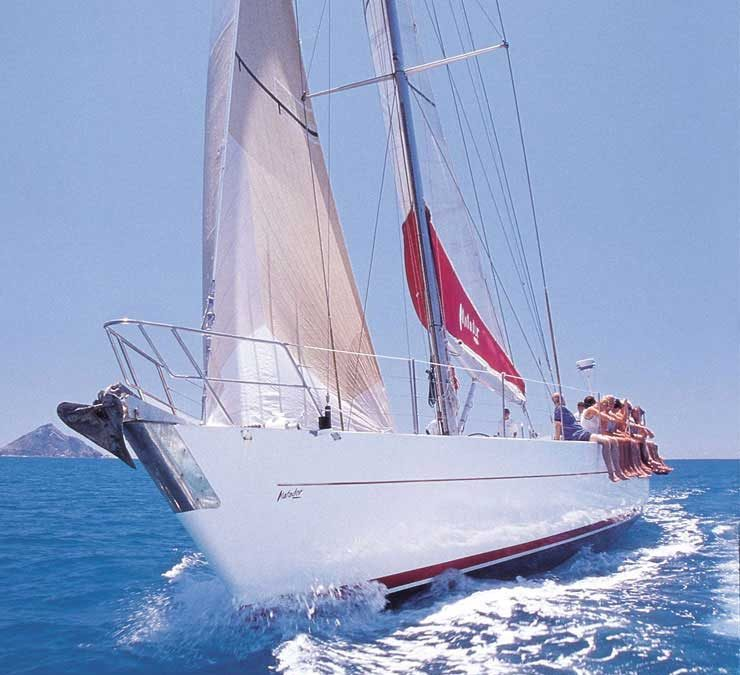 Whitsunday Sailing Tours – Matador Whitsundays