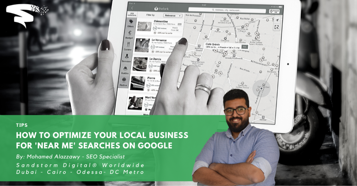 How to Optimize Your Local Business (1)