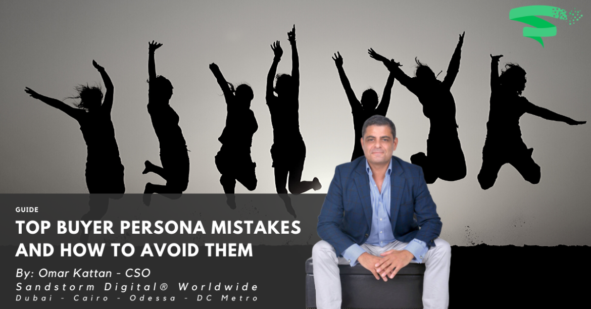 Top Buyer Persona Mistakes and How to Avoid Them