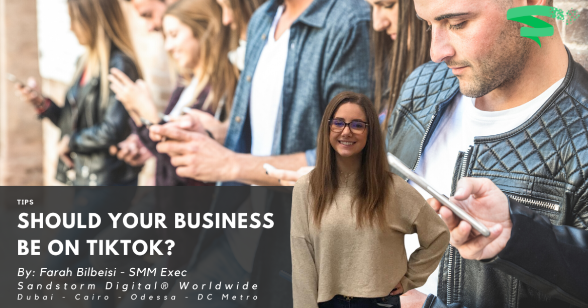 Should your business be on TikTok_