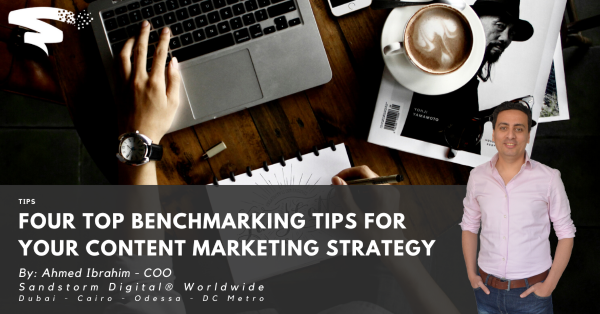Four Top Benchmarking Tips for Your Content Marketing Strategy (1)