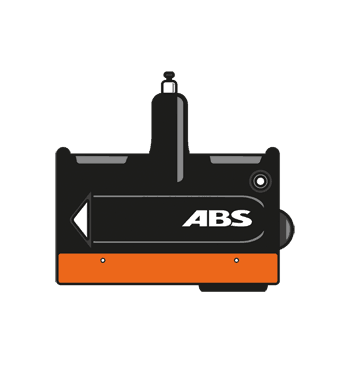 wireless ABS handle