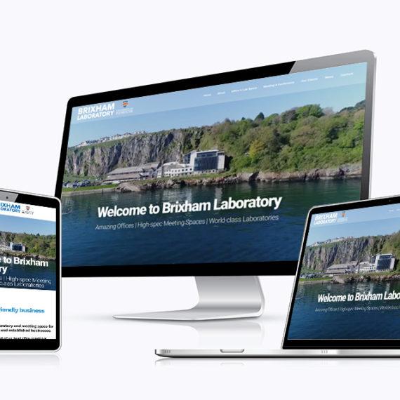 Website design from the Creative Marketing Agency-Digital Marketing