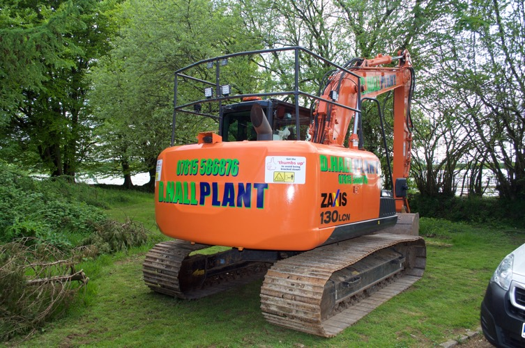 Diggers & Excavators