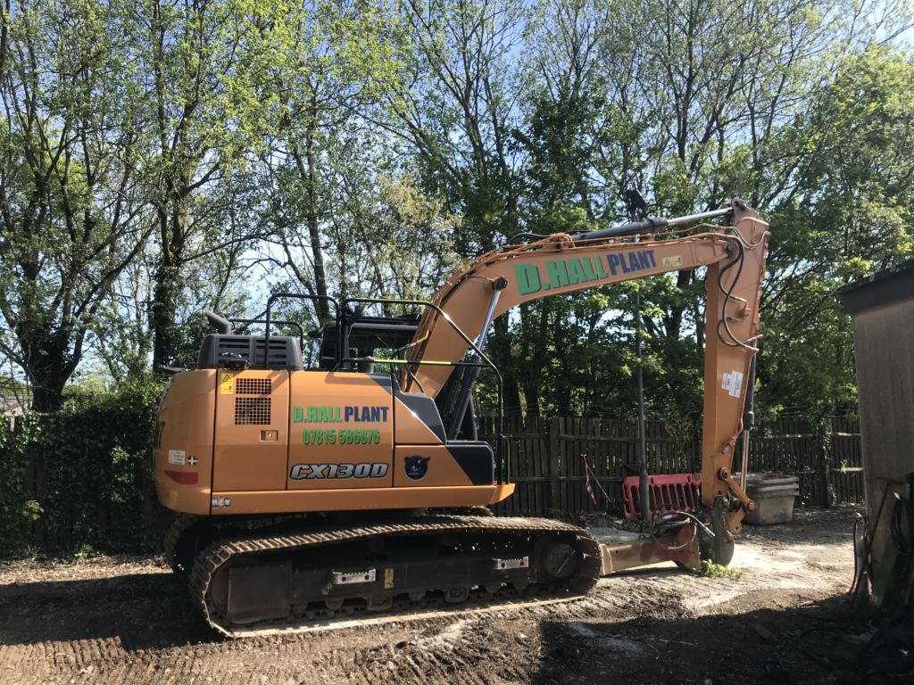 13Tonne Excavator