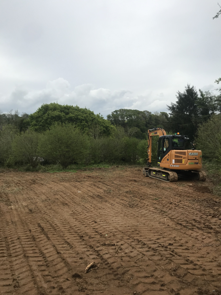 Ground Land Clearance Cornwall