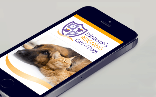 allander mobile website design edinburgh