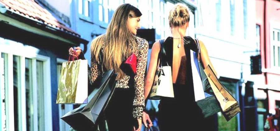 shopping experience in Marbella