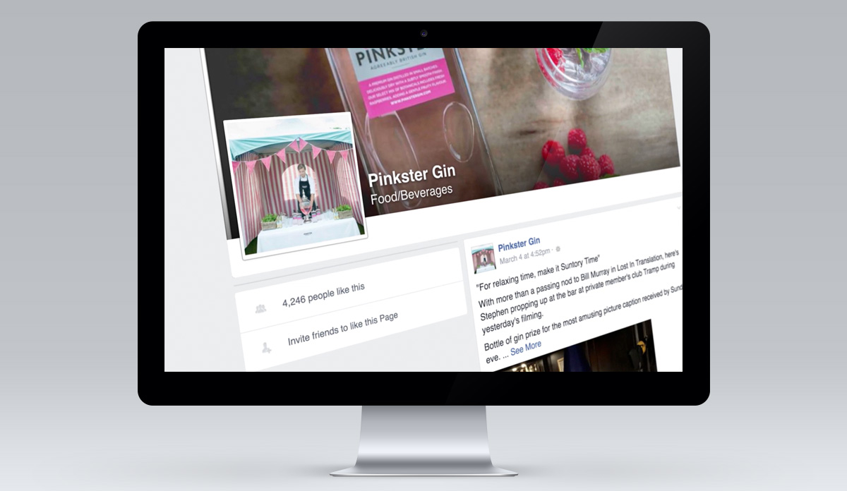 Pinkster screen 2