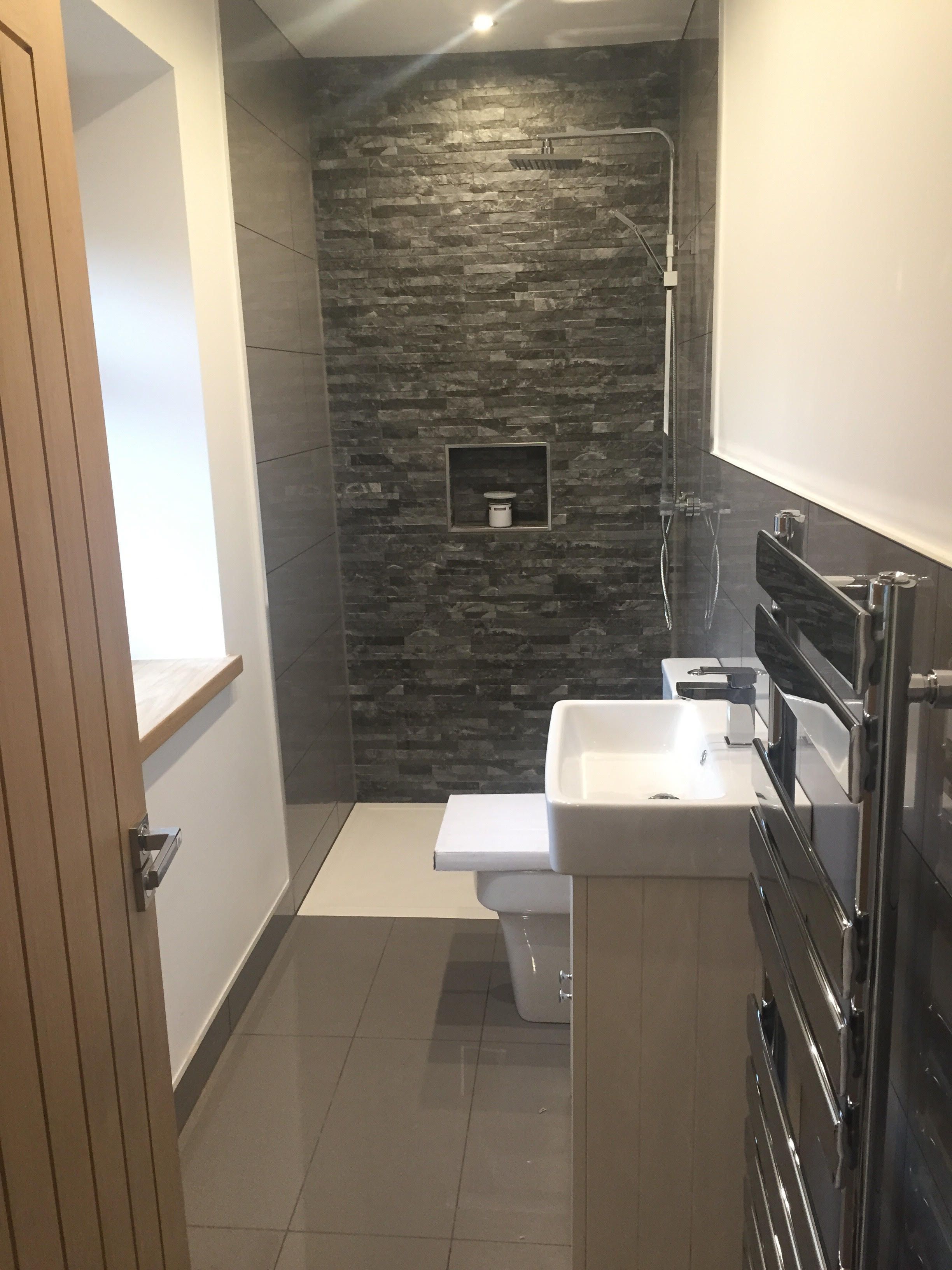 Bathroom house renovation East Morton Yorkshire