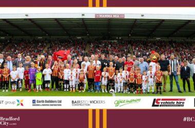Bradford City Match Day Sponsors