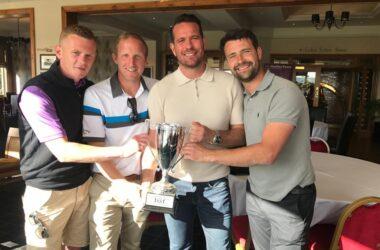 Halifax Town Golf Day Winners