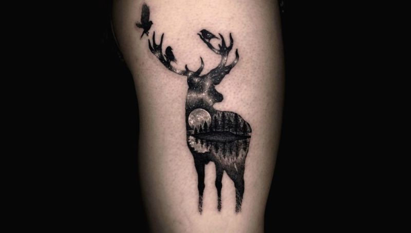 morph tattoos