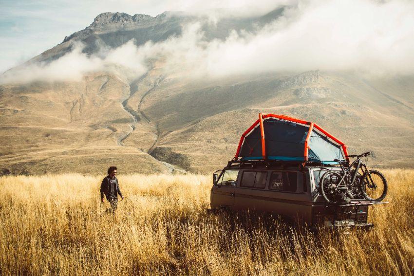 VW Van classic adventure care