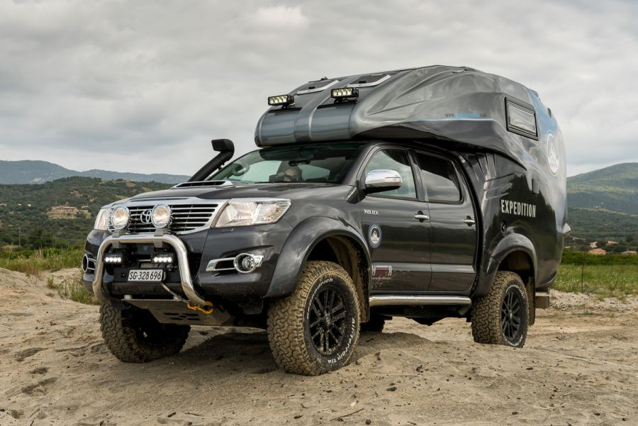 The Perfect Off-Road Camper