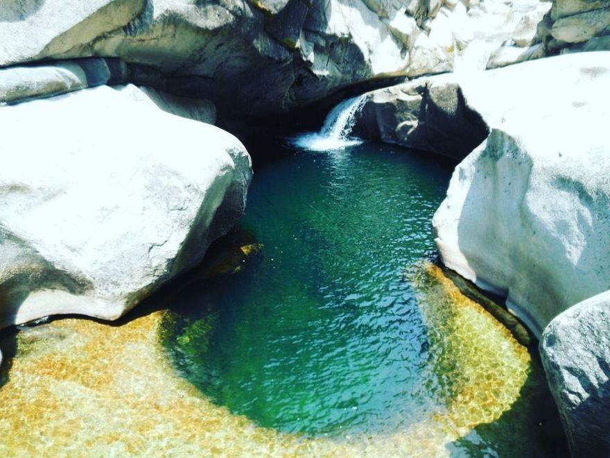 hidden swimming holes