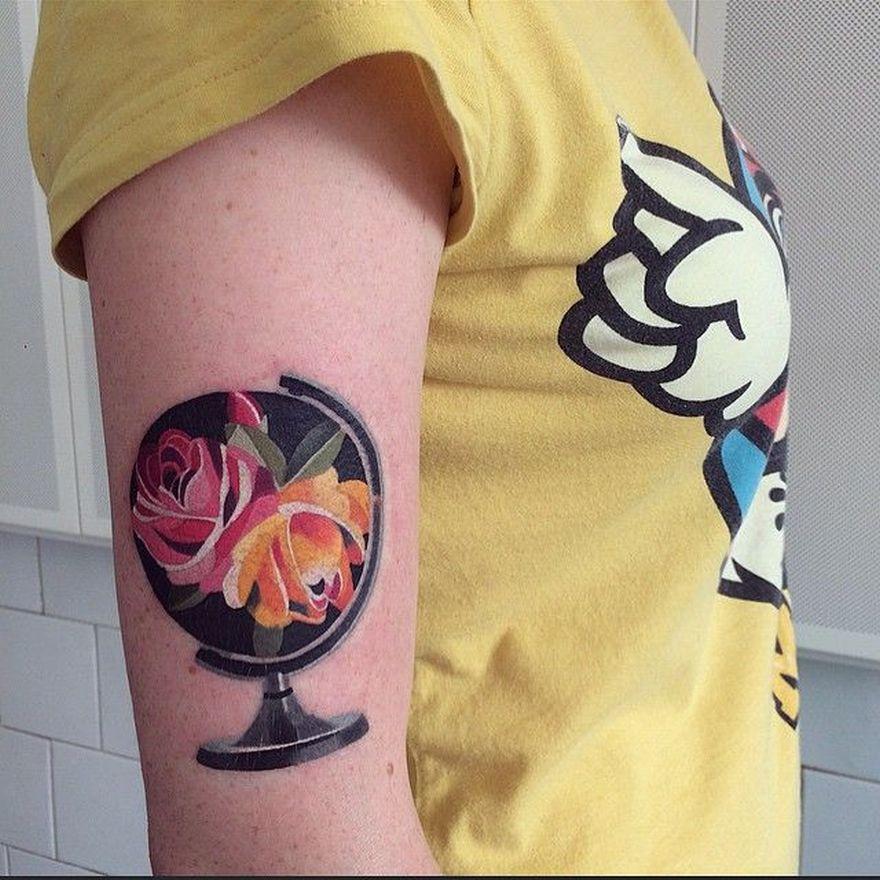tattoo by Sasha Unisex