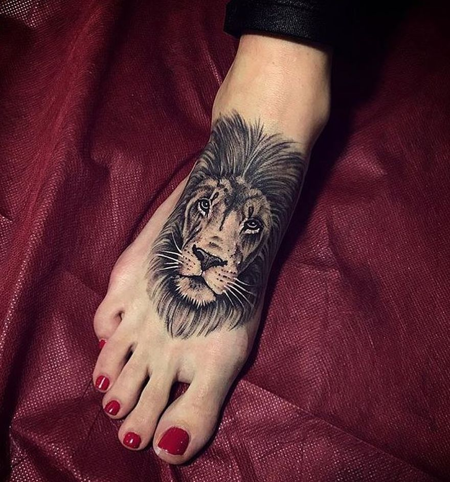 50 Eye,Catching Lion Tattoos That\u0027ll Make You Want To Get