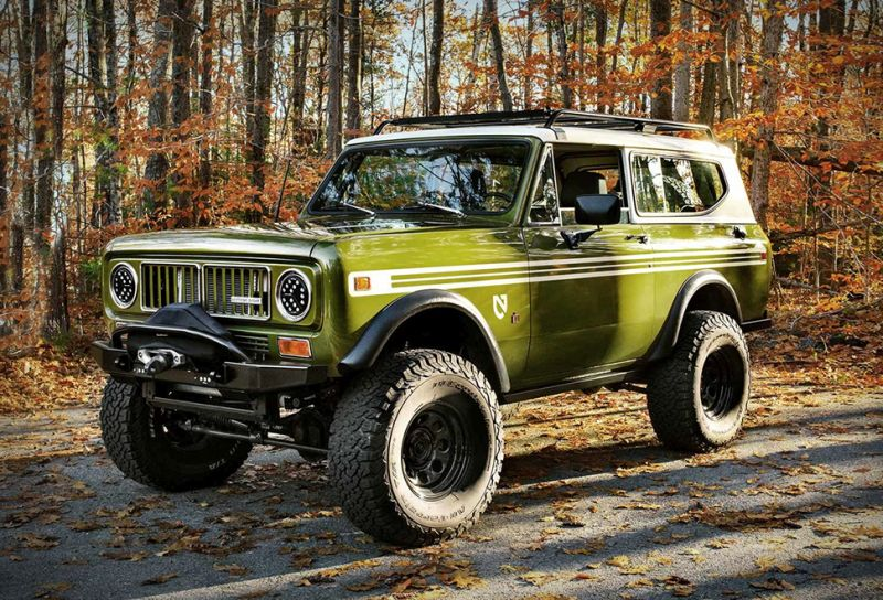 International Scout LSII-One New Legend