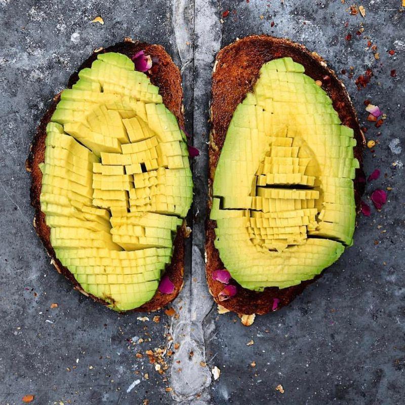 Creative Avocado Toasts