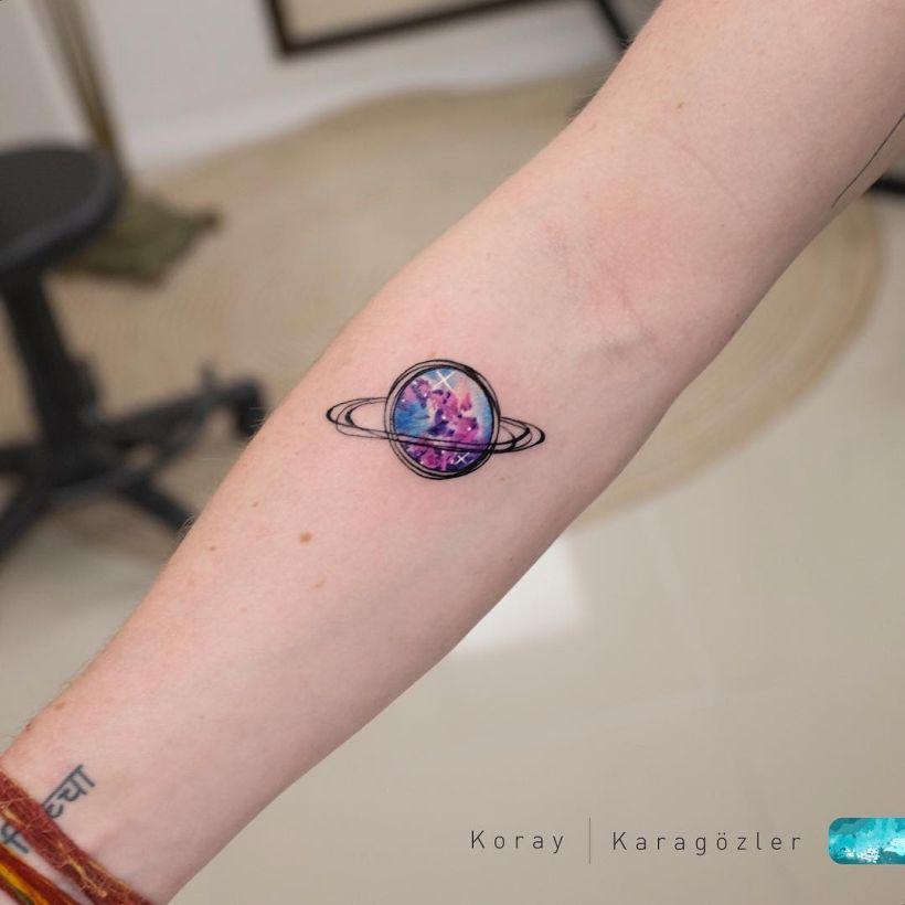 tattoos by Koray Karagözler