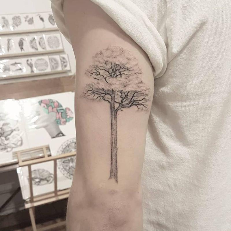 cool tree tattoo ideas