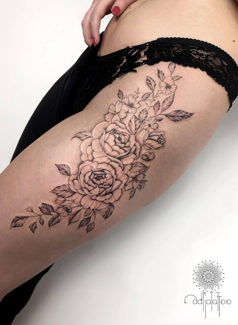 awesome ornamental tattoos