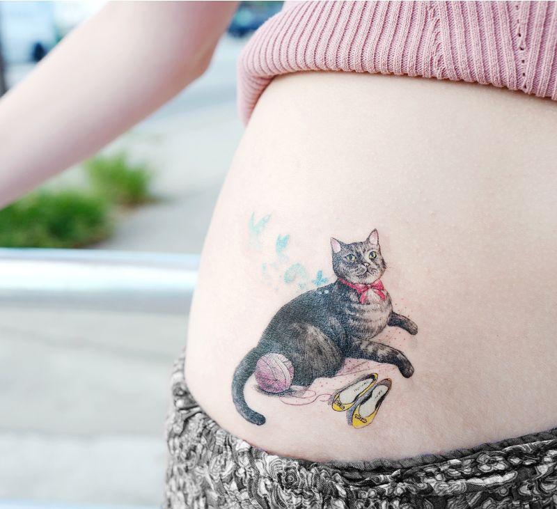 awesome animal tattoo ideas