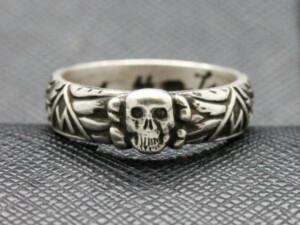 Ring Totenkopf SS