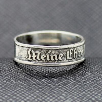 German rings ss Meine ehre heißt treue ss mark
