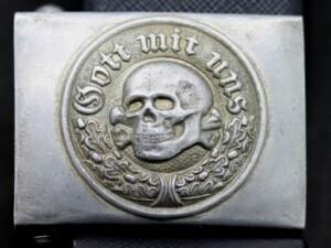 SS Totenkopf Divison Belt Buckle