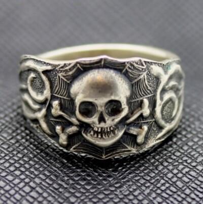 Death head ring