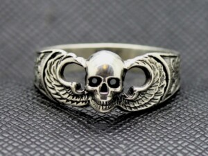 WW2 US Airborne Paratrooper Ring