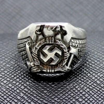 Hitler Youth Leader Ring