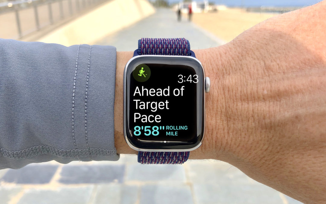 How Apple Watch pace alerts will make you run faster [Cult of Mac]