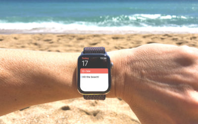 Get in shape for your beach vacay with Apple Watch [Cult of Mac]