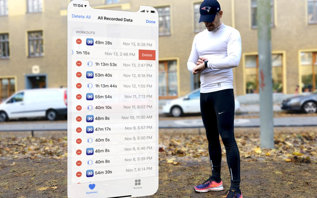 How to edit Apple Watch workouts [Cult of Mac]